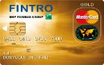 Fintro Mastercard Gold