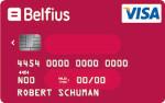 Belfius Visa Classic
