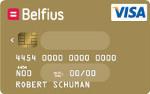 Belfius Visa Gold