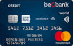 Beobank Flying Blue World MasterCard