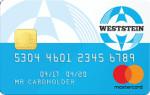 WestStein Mastercard